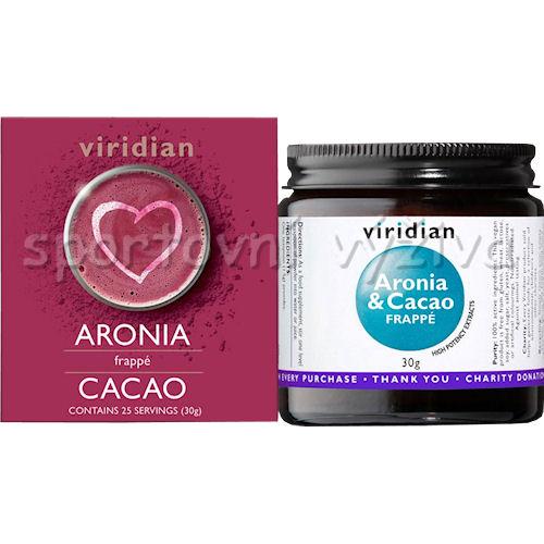 Viridian Aronia + Cacao Frappé 30g