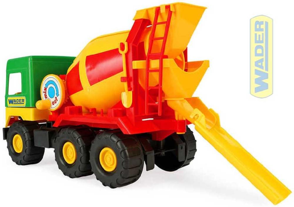 WADER Auto plastové Míchačka STR 32001 (domíchávač)