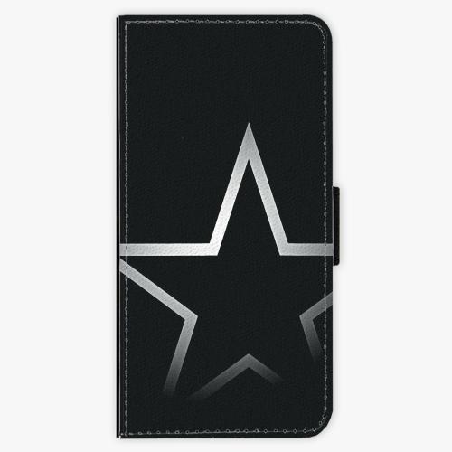 Flipové pouzdro iSaprio - Star - Samsung Galaxy A3 2017