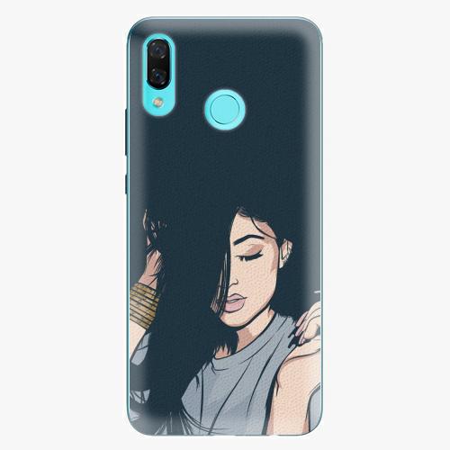 Plastový kryt iSaprio - Swag Girl - Huawei Nova 3