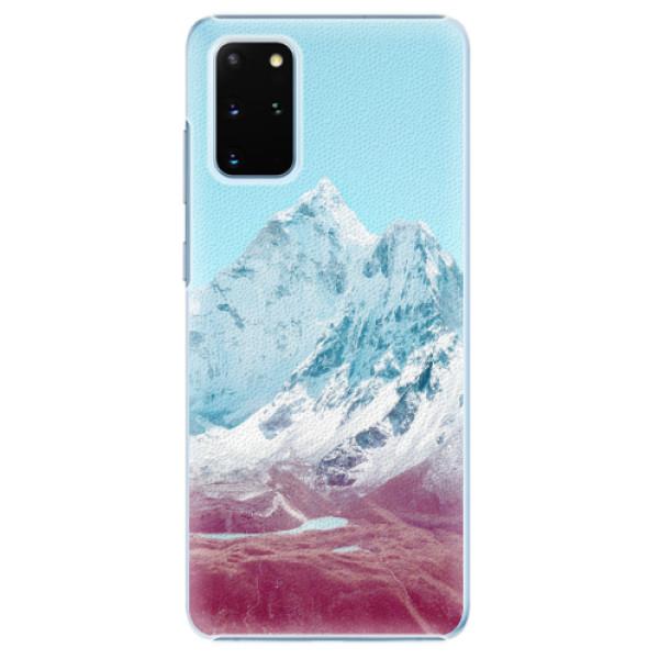 Plastové pouzdro iSaprio - Highest Mountains 01 - Samsung Galaxy S20+