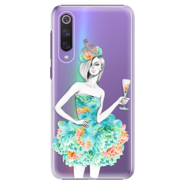 Plastové pouzdro iSaprio - Queen of Parties - Xiaomi Mi 9 SE