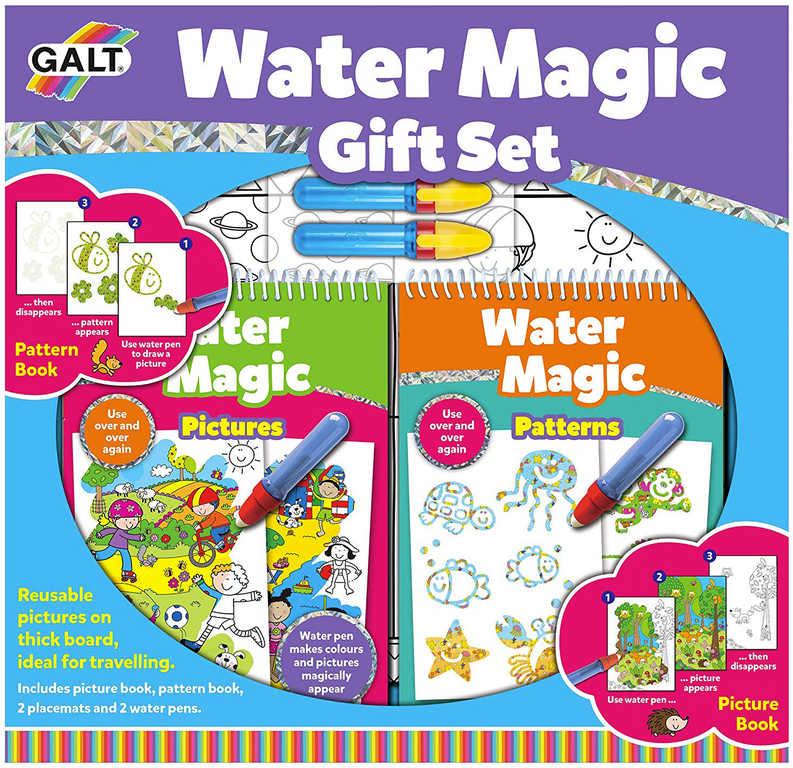ADC Vodní magie kouzelné obrázky dárková sada se 2 vodními pery
