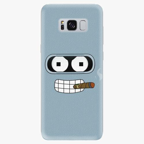 Silikonové pouzdro iSaprio - Bender - Samsung Galaxy S8