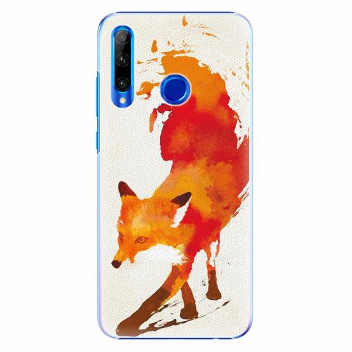 Plastový kryt iSaprio - Fast Fox - Huawei Honor 20 Lite