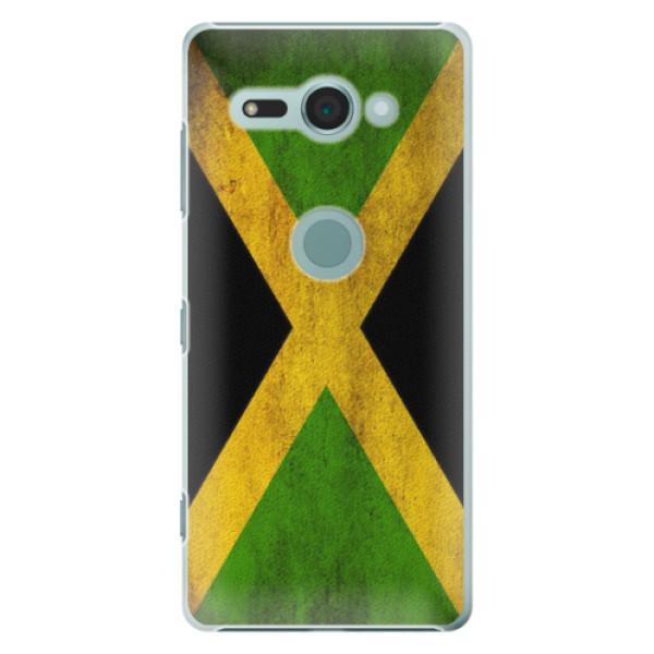 Plastové pouzdro iSaprio - Flag of Jamaica - Sony Xperia XZ2 Compact