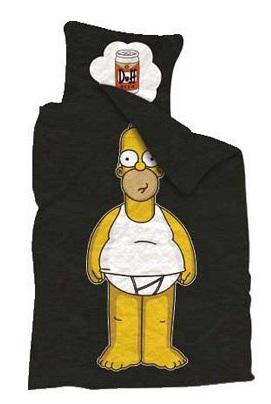 Povlečení Simpsonovi - Last Perfect Man