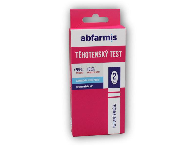 Těhotenský test - proužek - 2ks