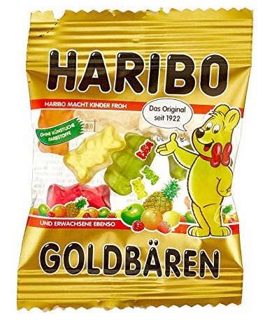 Goldbären Mini 10 g
