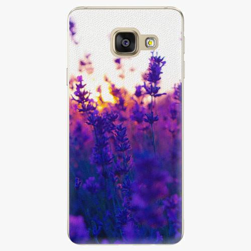 Plastový kryt iSaprio - Lavender Field - Samsung Galaxy A3 2016