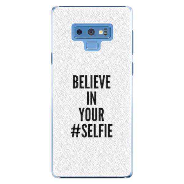 Plastové pouzdro iSaprio - Selfie - Samsung Galaxy Note 9