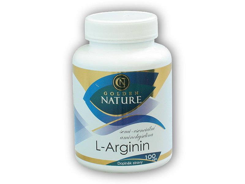 L-Arginin 100 kapslí