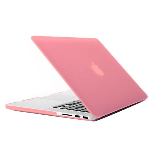 Polykarbonátové pouzdro / kryt iSaprio pro MacBook Retina 13 růžové
