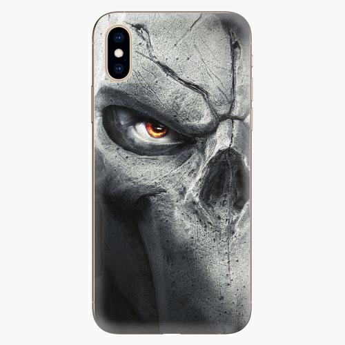 Silikonové pouzdro iSaprio - Horror - iPhone XS