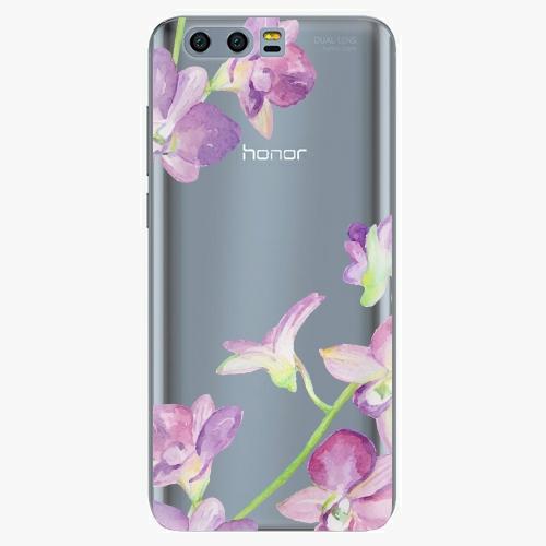 Plastový kryt iSaprio - Purple Orchid - Huawei Honor 9