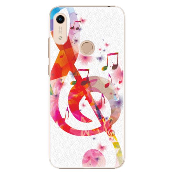 Plastové pouzdro iSaprio - Love Music - Huawei Honor 8A