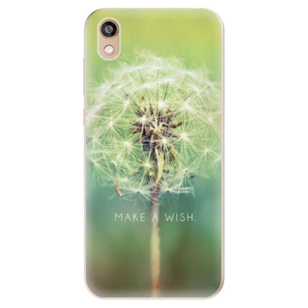 Odolné silikonové pouzdro iSaprio - Wish - Huawei Honor 8S