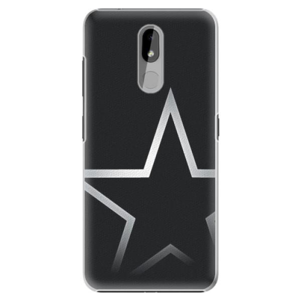 Plastové pouzdro iSaprio - Star - Nokia 3.2