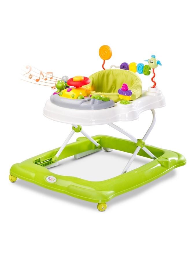 Dětské chodítko Toyz Stepp - green - zelená
