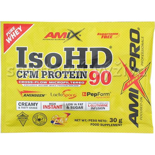 IsoHD 90 CFM Protein 30g akce