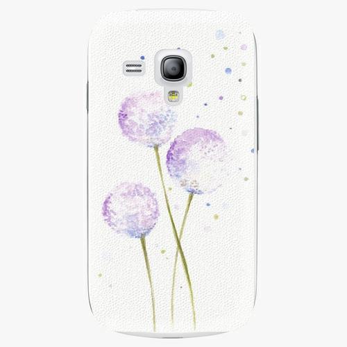 Plastový kryt iSaprio - Dandelion - Samsung Galaxy S3 Mini