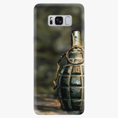 Plastový kryt iSaprio - Grenade - Samsung Galaxy S8 Plus