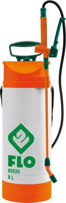 Ruční tlakový postřikovač s manometrem - 8 l