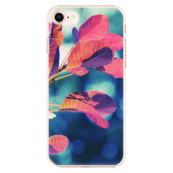 Plastové pouzdro iSaprio - Autumn 01 - iPhone 8