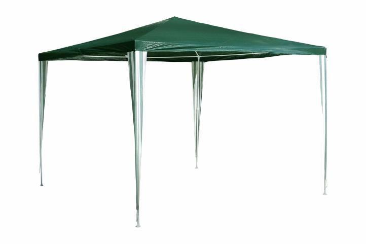 Zahradní  párty přístřešek - zelený 3 x 3 m