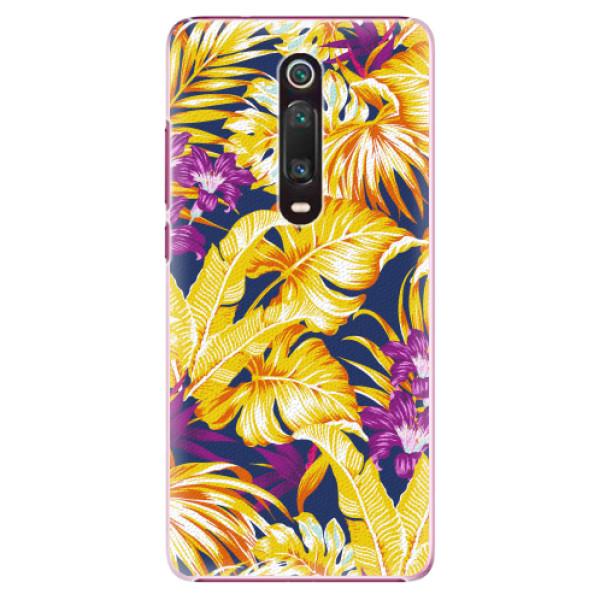 Plastové pouzdro iSaprio - Tropical Orange 04 - Xiaomi Mi 9T