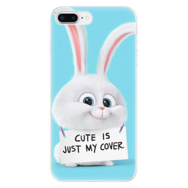 Odolné silikonové pouzdro iSaprio - My Cover - iPhone 8 Plus