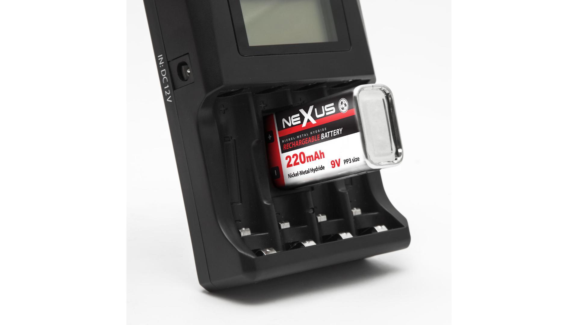 NEXUS Nabíječka baterií