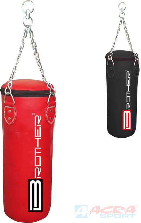 ACRA Pytel boxovací 1,0 m 28-30 kg 2 barvy Brother