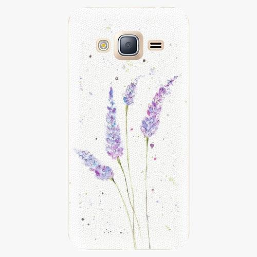 Plastový kryt iSaprio - Lavender - Samsung Galaxy J3