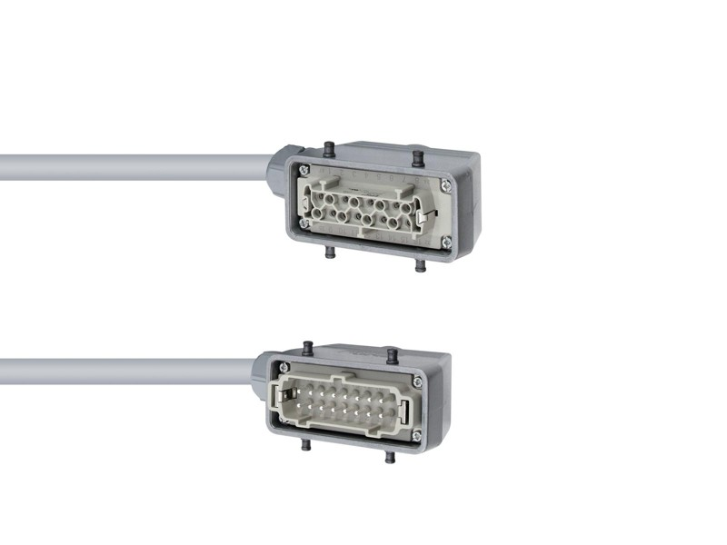 Eurolite ECN-1615 multikabel 15 m,16-pólový