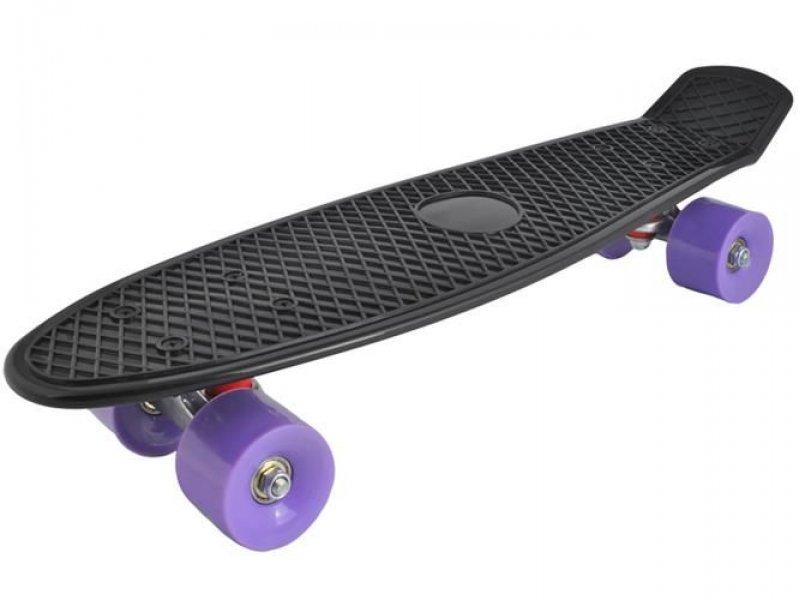 Stylový skateboard z tvrzeného plastu