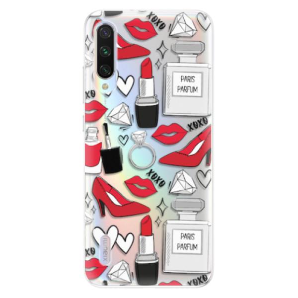 Odolné silikonové pouzdro iSaprio - Fashion pattern 03 - Xiaomi Mi A3