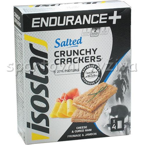 Isostar krekry endurance 4x25g-sunka-a-syr