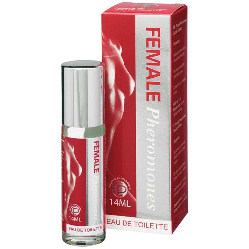 Feromonový parfém pro ženy - Pheromones 14ml