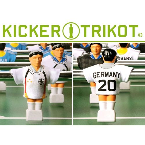 Německo Sada 11-ti fotbalových dresů Německa
