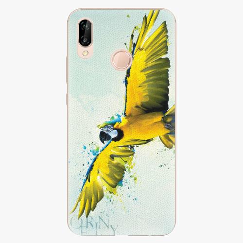 Plastový kryt iSaprio - Born to Fly - Huawei P20 Lite