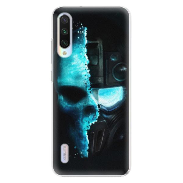 Plastové pouzdro iSaprio - Roboskull - Xiaomi Mi A3