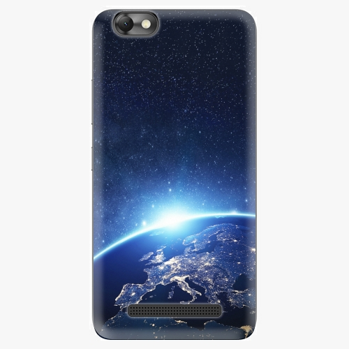 Plastový kryt iSaprio - Earth at Night - Lenovo Vibe C