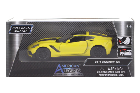 1:43 Corvette ZR1