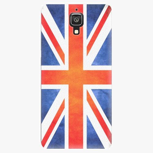 Plastový kryt iSaprio - UK Flag - Xiaomi Mi4