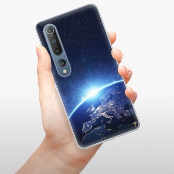 Odolné silikonové pouzdro iSaprio - Earth at Night - Xiaomi Mi 10 / Mi 10 Pro