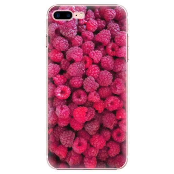Plastové pouzdro iSaprio - Raspberry - iPhone 7 Plus