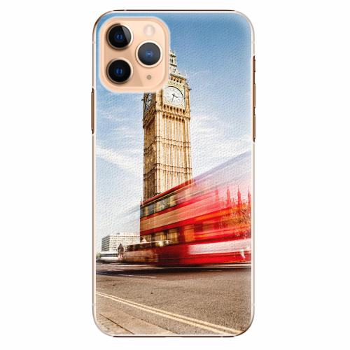 Plastový kryt iSaprio - London 01 - iPhone 11 Pro