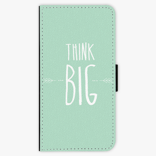 Flipové pouzdro iSaprio - Think Big - Samsung Galaxy S9 Plus