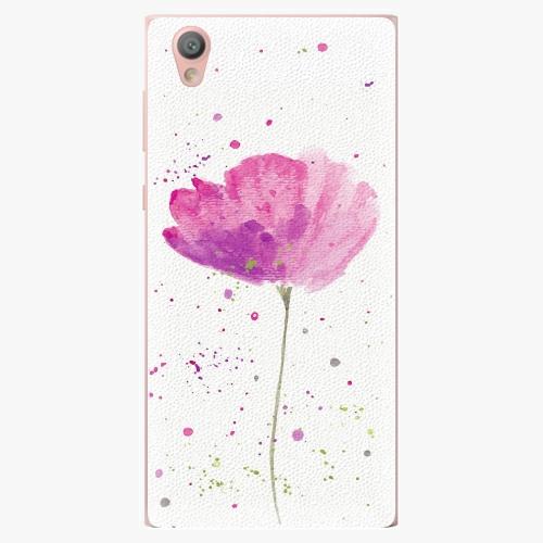 Plastový kryt iSaprio - Poppies - Sony Xperia L1